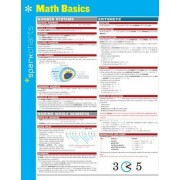 Math Basics Sparkcharts by Sparknotes