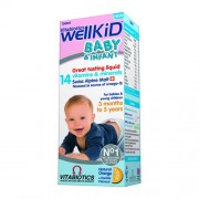 Wellkid baby and infant sirop 150ml