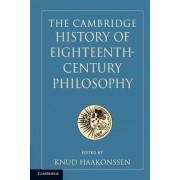The Cambridge History of Eighteenth-Century Philosophy 2 Volume Paperback Boxed Set by Knud Haakonssen