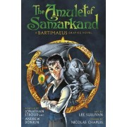 The Amulet of Samarkand Graphic Novel by Jonathan Stroud