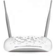 TPLINK td-w 8968 300MBPS WIRELESS N USB ADSL2+ MODEM ROUTER (WHITE)
