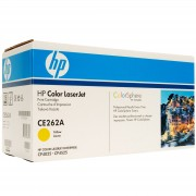 Консуматив HP Color LaserJet CE262A Yellow Print Cartridge for CP4525; 11 000pages