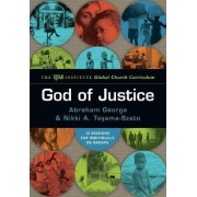 God of Justice by Abraham George