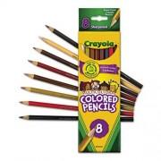 Crayola - Lápices de colores (68-4208)
