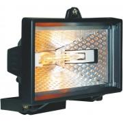 Smartwares ELRO Halogen Strahler 400W HL400, schwarz