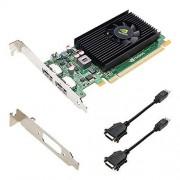 PNY NVIDIA NVS 310 Carte Graphique Professionnelle 1 Go GDDR3 PCI-Express Low Profile double DP/DVI (VCNVS310DVI-1GB-PB)