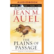 The Plains of Passage by Jean M Auel