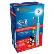 Periuta electrica Oral B D16.513.U Professional Care 500+Periuta electrica Oral B D10.51 Kids Mickey Mouse