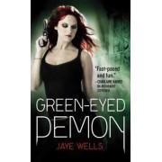 Green-Eyed Demon by Jaye Wells