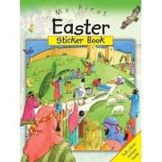 My First Easter Sticker Book by Sally Ann Wright