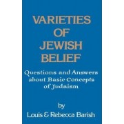 Varieties of Jewish Belief by Louis Barish