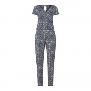 Tom Tailor Jumpsuit mit Allover-Muster