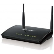Router Wireless AirLive AC-1200UR, Gigabit, Dual Band, 1200 Mbps, 2 Antene externe (Negru)