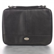 Two-Fold Luxleather Organizer Black XL