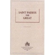 Saint Paisios the Great by Leo Papadopulos