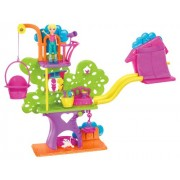 Polly Pocket Wall Party Tree House Playset by Polly Pocket