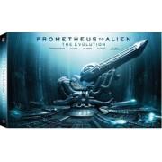 PROMETHEUS TO ALIEN EVOLUTION Box Set blu ray - 9 discs BluRay