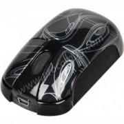 Оптич.мишка K3-23E, full speed USB, 8 доп.функц/ чрез десния бутон - A4-MOUSE-K3-23E