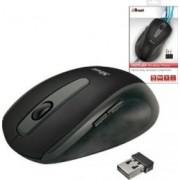 Mouse Trust EasyClick Wireless optic 1000DPI Negru