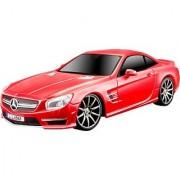 Maisto Mercedes-Benz Sl63 Amg (Red)