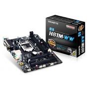 Gigabyte H81M-WW LGA1150 4th Generation Motherboard - Parallel Port + Serial Port Ready