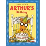 Arthur's Birthday by Marc Brown
