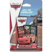 Carta Mundi A1501671 - Gioco di carte Cars 7 famiglie (versione francese)