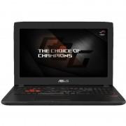 Laptop Asus FX502VM-FY244 15.6 inch Full HD Intel Core i7-7700HQ 12GB DDR4 1TB HDD nVidia GeForce GTX 1060 3GB Endless OS Black