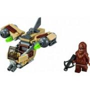 Set Constructie Lego Star Wars Wookiee Gunship
