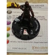 LOTR Heroclix The Lord of the Rings Fellowship of the Ring Uruk-Hai Archer gravity feed
