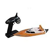 Revell Control RC Speedboat Tidebreaker (Orange)