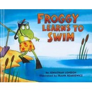 Froggy Learns to Swim by Jonathan London