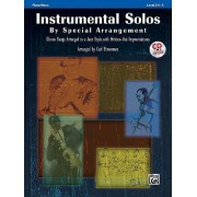 Instrumental Solos by Special Arrangement (11 Songs Arranged in Jazz Styles with Written-Out Improvisations) by Alfred Publishing