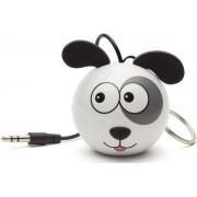 Boxa Portabila KitSound MyDoodle Characters Dog, Jack 3.5mm (Alb)