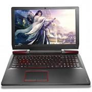Lenovo computador portátil de jogos y700-15 isk backlit Intel Core i7 quad 16 GB de RAM 512gb ssd Windows 10 disco rígido de 15,6 polegadas
