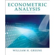 Econometric Analysis by William H. Greene