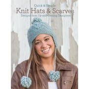 Quick and Simple Knit Hats & Scarves by Susan Roth
