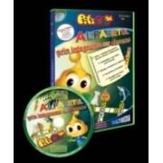 CD-Rom Piticlic - Alfabetul prin integrame cu desene