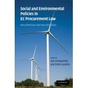 Social and Environmental Policies in EC Procurement Law by Professor Sue Arrowsmith