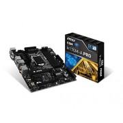 MSI CSM-H170M-A PRO Motherboard Intel H170 LGA1151 Micro ATX - cartes mères (DIMM, DDR4-SDRAM, Dual, Intel, Celeron, Core i3, Core i5, Core i7, Pentium, LGA1151)