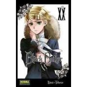 Black Butler 20 by Yana Toboso