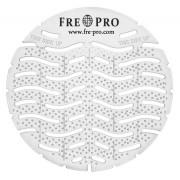* FRE-PRO Wave - vonné pisoárové sitko Farba a vôňa: biela - honeysuckle/med