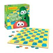 VeggieTales Veggie Checkers Board Game