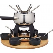 KitchenCraft Party-Fondue-Set - 1 Set