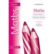Key Stage 1 Maths Practice Papers by Steve Mills