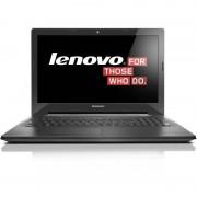 Laptop Lenovo IdeaPad G50-80 15.6 inch HD Intel i3-4005U 4 GB DDR3 500 GB HDD Black