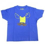 ≪ティーアンドトースト≫キッズTシャツ ブルー
