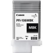 Cartus Canon PFI-106 Negru Mat 130ml IPF6400 IPF6450