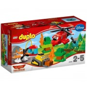 LEGO-Duplo - Disney - Planes - Les secouristes - 10538-