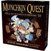 Munchkin Quest : Le Jeu De Plateau